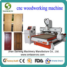 ATC CNC Router With 8 Tools High quality Discount woodworking ATC CNC Router Wooden door furniture ATC cnc router machine