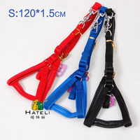 Pet pet dog dog supplies traction rope for VIP without Pomeranian dog collar 120*1.5cm
