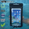 mobile phone pvc waterproof cell phone bags/waterproof pvc phone bags/waterproof phone pvc bags