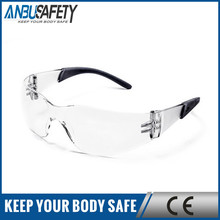 New design 2017 new safety glasses for wholesale with CE certificate
