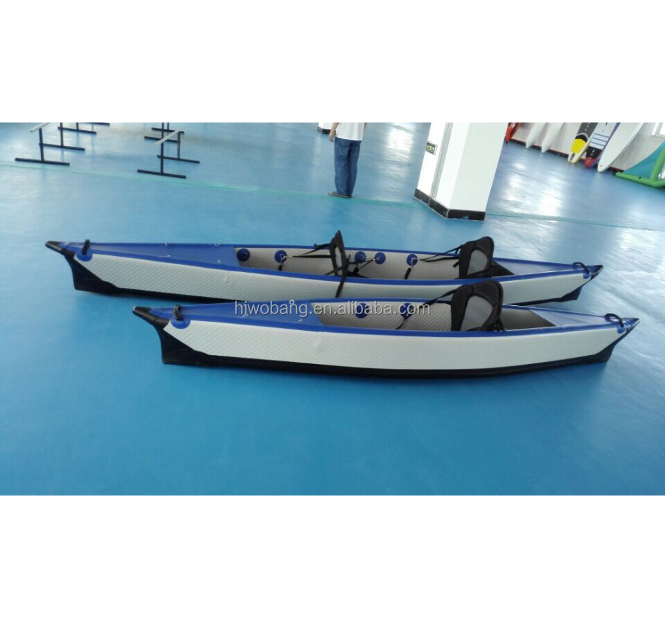 drop stitch kayak
