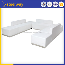 party american style L shape sofa design