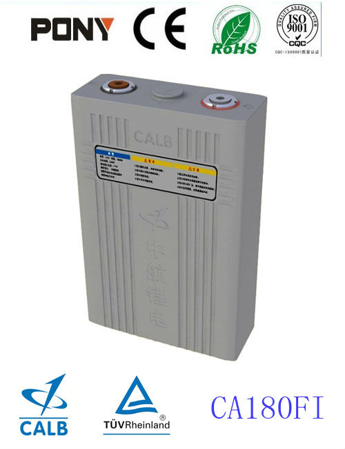 CALB CA180FI battery cell for electric vehicle, energy storage system and telecom