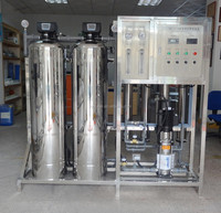 1000L/H Reverse Osmosis water purification equipment, water purification systems for africa