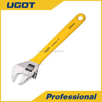12 inch Adjustable Wrench