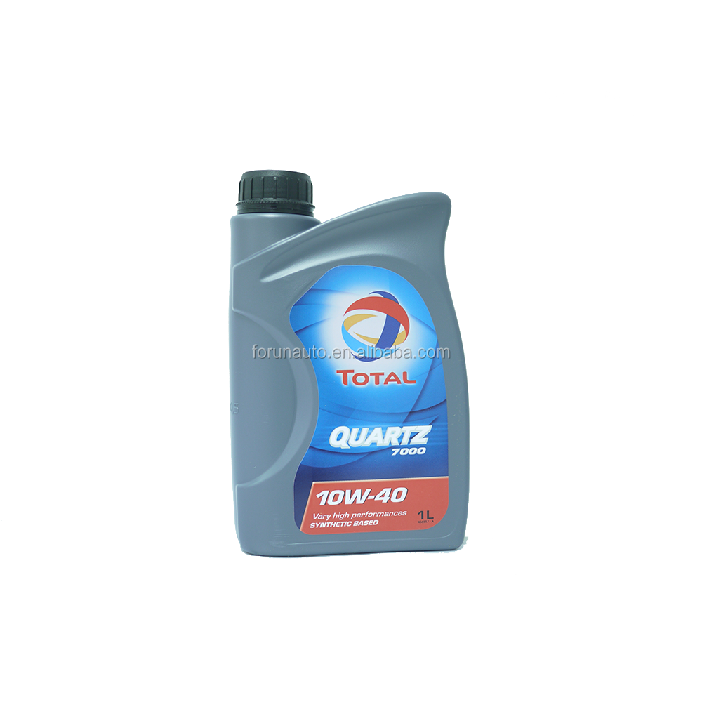 TOTAL QUARTZ 7000 10W40 1L Synthetic motor engine oil
