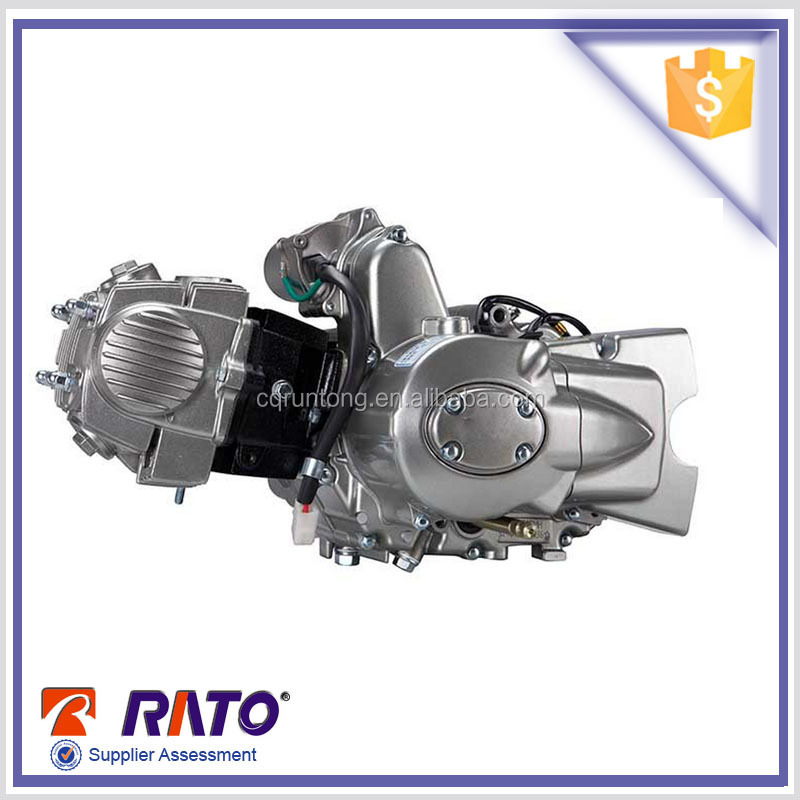 RATO 110cc motorcycle engine for sale with electric kick start