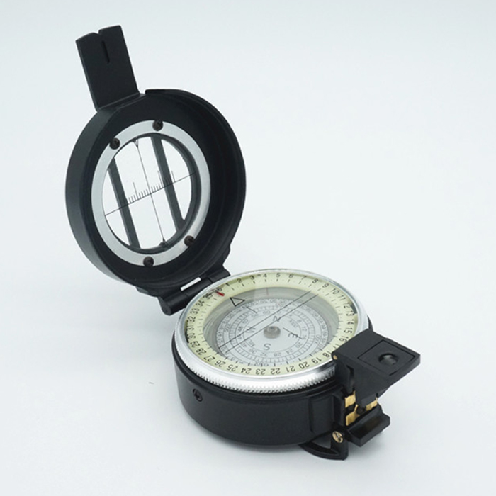 BIJIA DC60-1B High Quality Geology Compass Brunton Compass/Military Compass