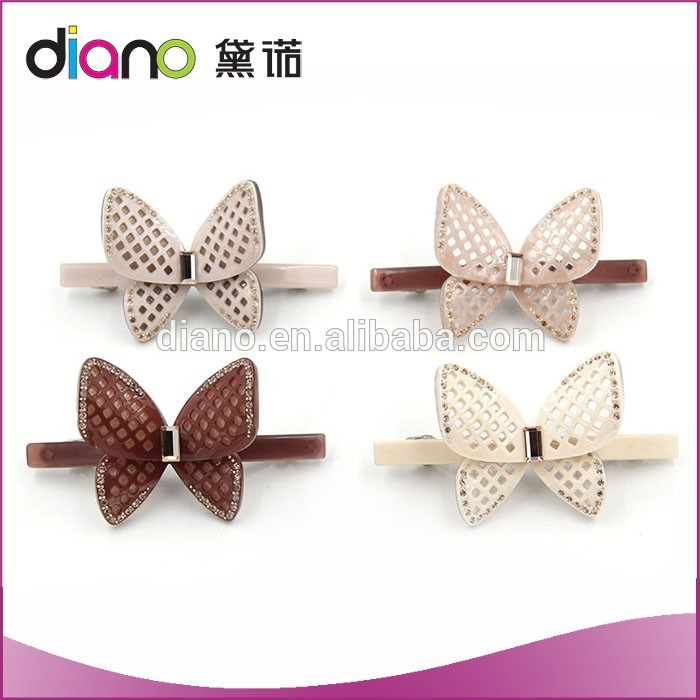 Chinese New Arrive Acetate Barrette bulk bobby pins