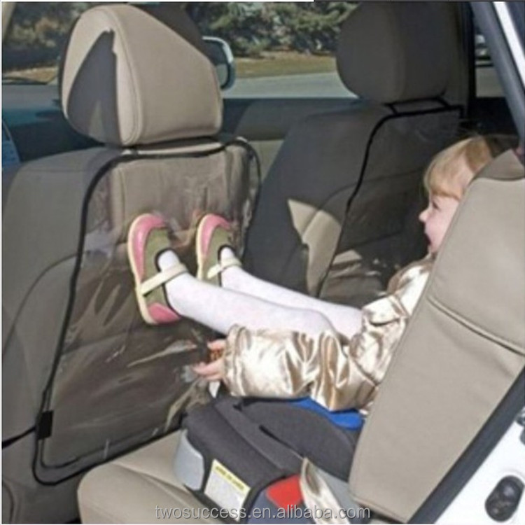 Car back anti dirty baby child protective seat cover