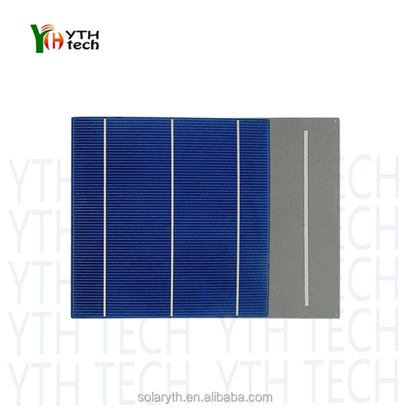 156*156 cheap broken film Solar cell for solar panel on alibaba/manufacturing companies of solar cell