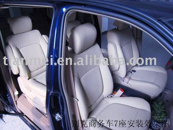 real leather car seat cover