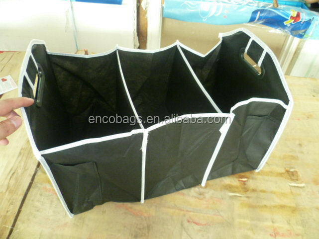 manufacturer Polyester Material trash containers for cars