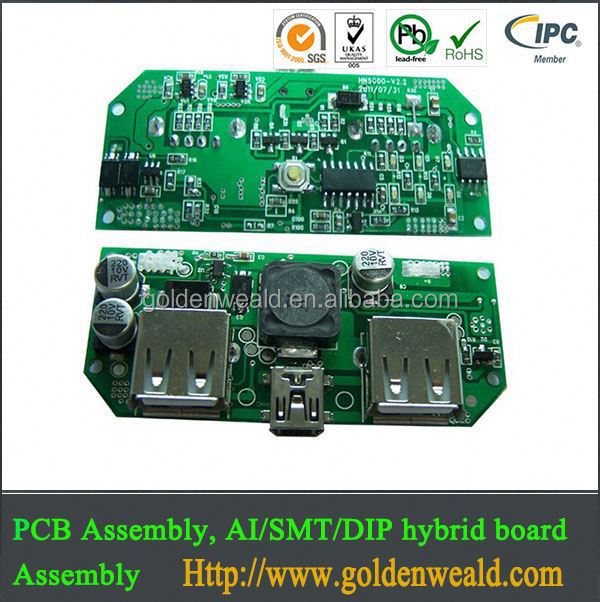 pcba china supplier pcba/pcb assembly Hotsale FR-4 Electric motor pcba board from Shenzhen factory