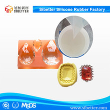 High Transparent Liquid Silicone Rubber for Jewellery Mould Making