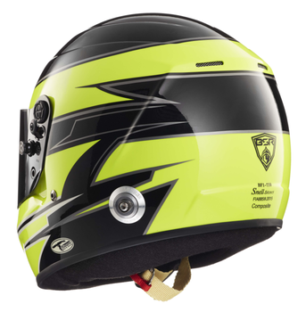 FIA8859-2015 full face helmet