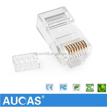 Cat6 utp Plug 32 pin connector