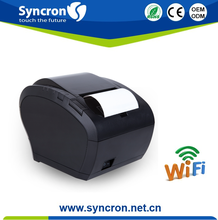 Cheap receipt printer pos machine / powered ethernet embedded wifi thermal receipt printer