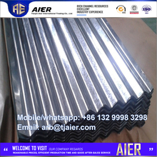 best quality stone coated roofing tile 16 gauge corrugated steel sheets made in China