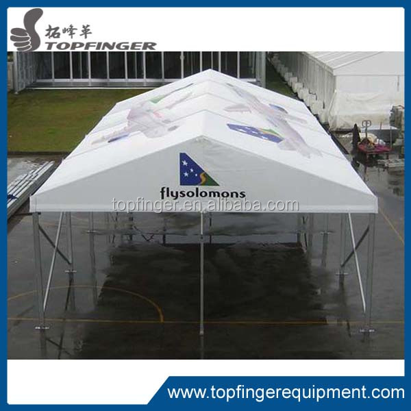 Cheap outdoor event advertising foldable aluminium tent for sale