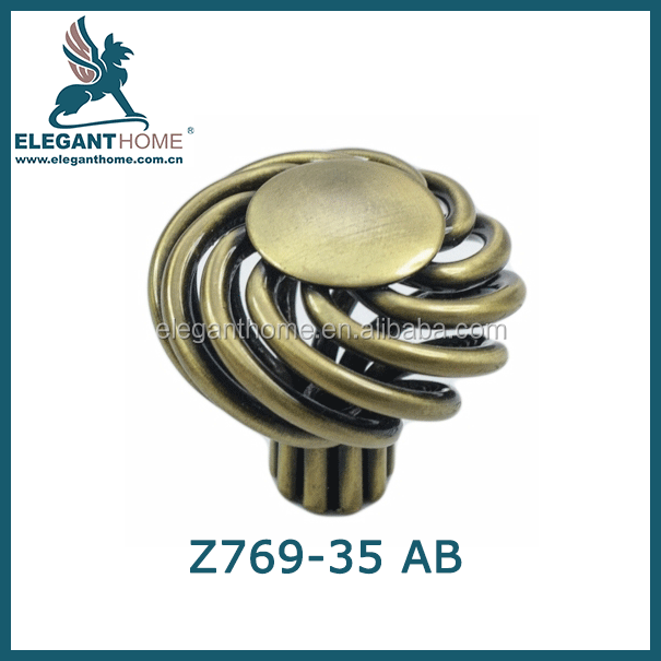 Handle knobs oriental furniture hardware Z769