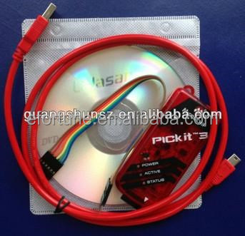 PICKIT3 Programmer + PIC ICD2 PICKit 2 PICKIT 3 Programming Adapter Universal Programmer