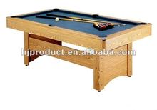 high-class 7ft,8ft,9ft different color and size option pool table