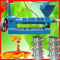 soybean oil press equipment/stainless screw oil press