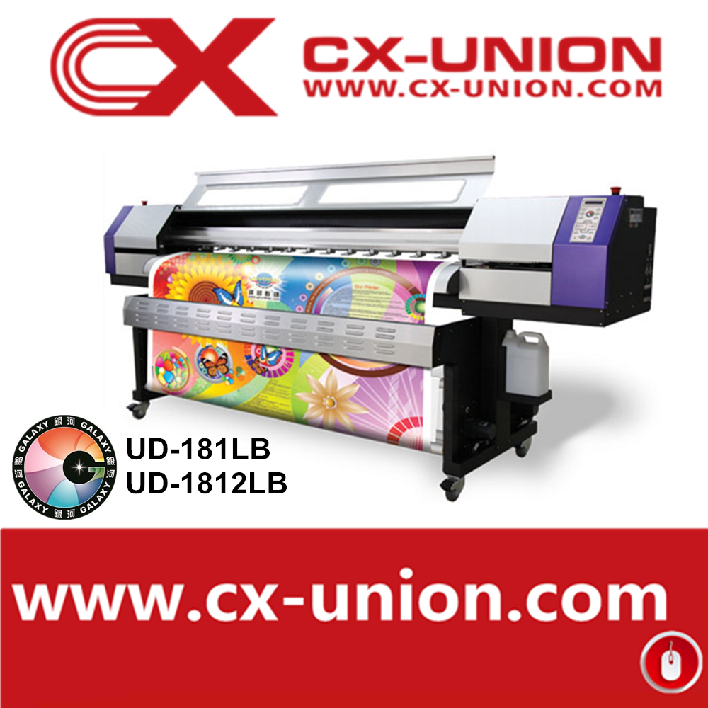 1440 DPI high resolution automatic printer UD-1812LB textile sublimation printer