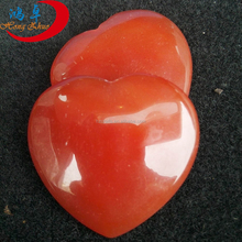 craving raw agate for wholesale /heart shape