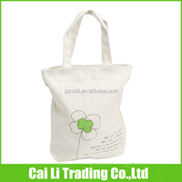 offset printing canvas wholesale tote bag bags with handle