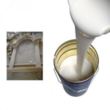 rtv -2 liquid silicon for resin garden ornaments and plaster decorative