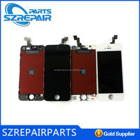 China lcd panel manufacturers, wholesale price LCD Screen replacement for iphone 5s display