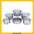 Hot selling painted rectangular casserole set with low price