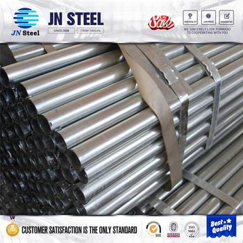 Best Selling Tianjin Supplier High Quality Pre galvanised steel pipe prices