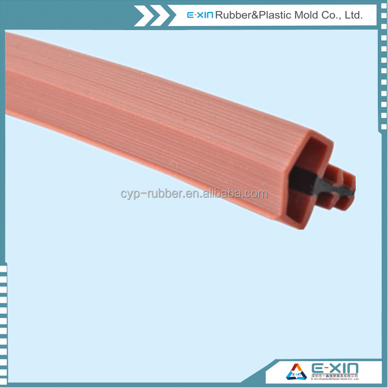 Soft PVC Anti-collision Wooden Door&Window Rubber Seals Strips