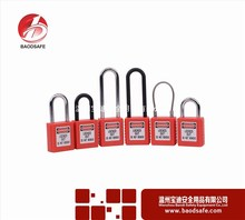 good safety lockout padlock door slam lock