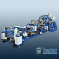 China made hips extrusion line