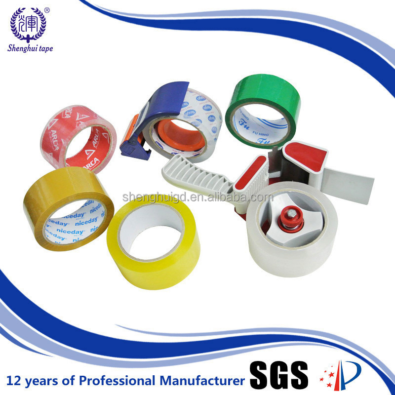 High Adhesive Super Opp Carton Use Personalized Water Tape