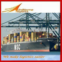 logistics services china to Chile
