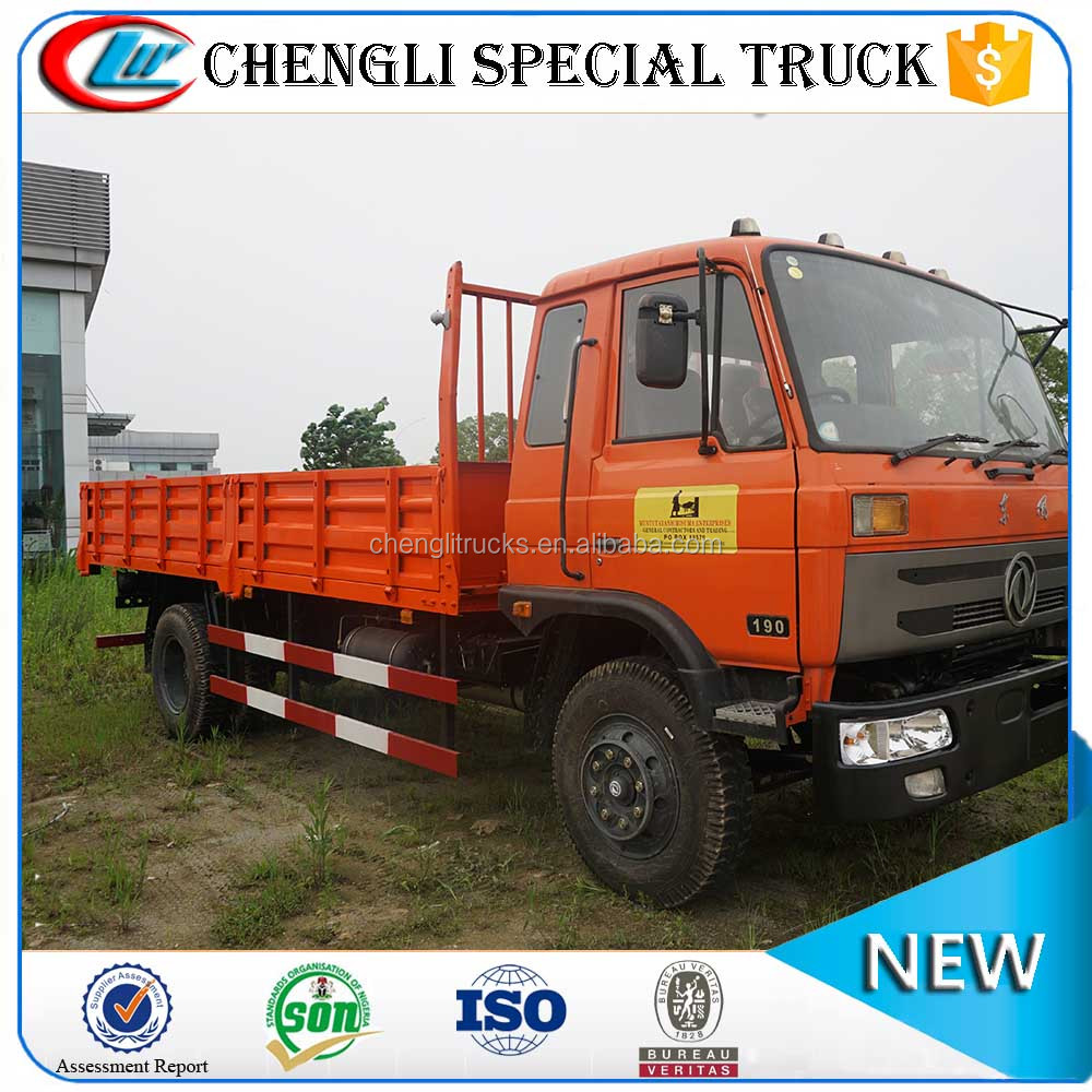 Dongfeng Right hand drive truck 4x2 4x4 6 wheel 10 ton Lorry Truck for sale in Malaysia