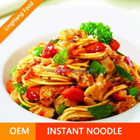 Hot Sell Tomato Beef Flavor Instant Noodles