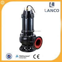 Lanco brand QW Multistage vertical centrifugal submersible pump