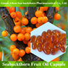 Protect gastrointestinal cancer to reduce blood sugar Seabuckthorn fruit oil capsule