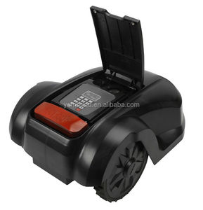 2018 New Arrival Mini Automatic Wireless Robot Lawn Mower With Promotion Price