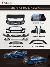 hot!!! ,new design GT350 looking bumper for Mustang 2015