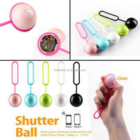 Colorful Ball Camera universal Remote controller Wireless V3.0 bluetooth remote Shutter For iOS/Andriod Smart Phones