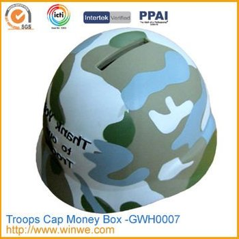 Cap Money box