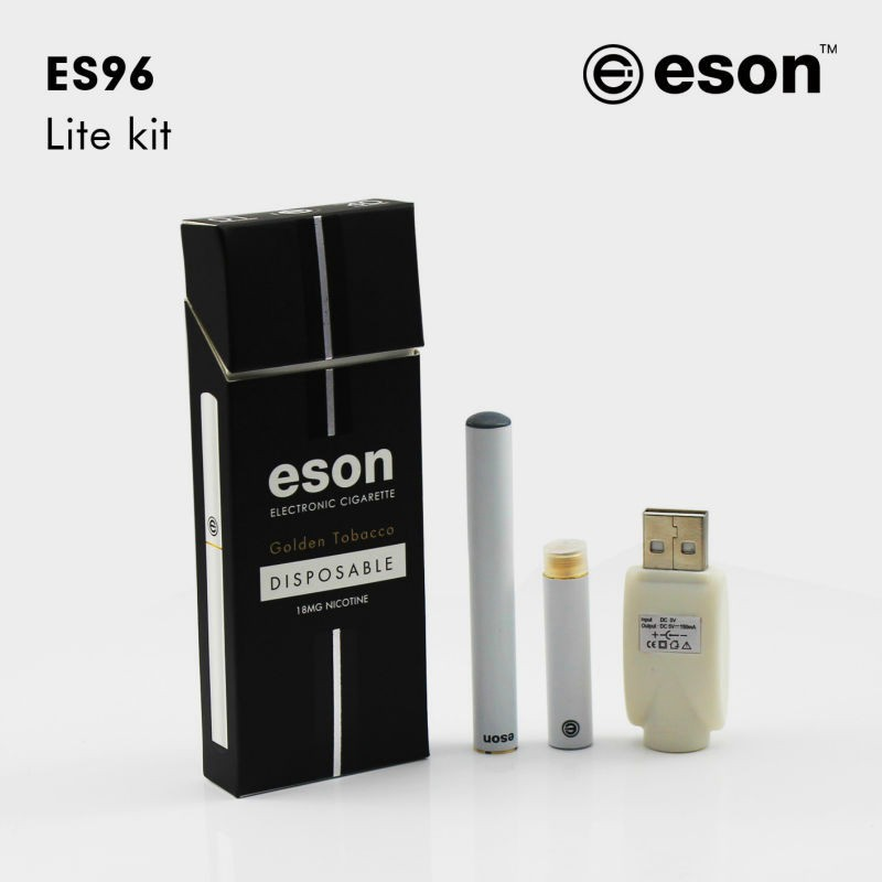 Mixed colors lightweight electric cigarette with customed packing