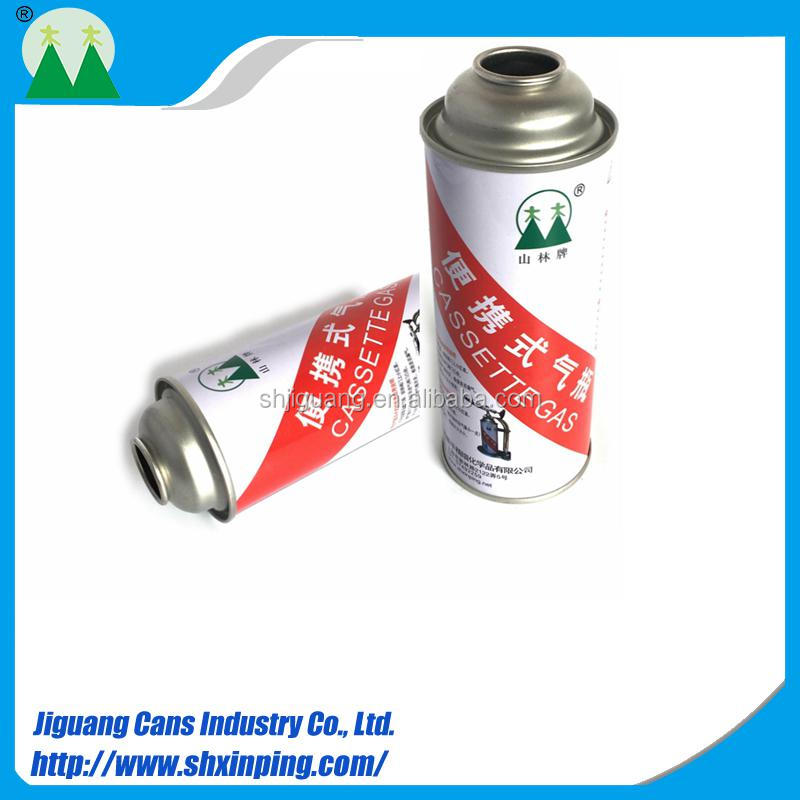 52mm metal aerosol cans